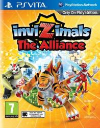 Invizimals: The Alliance para Playstation Vita