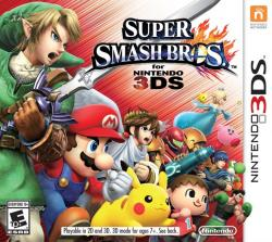 Super Smash Bros. for Nintendo 3DS para Nintendo 3DS