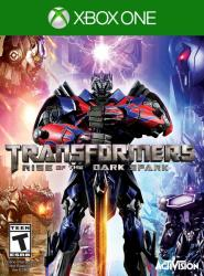 Transformers: Rise of the Dark Spark para Xbox One