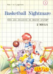 Basketball Nightmare para Master System