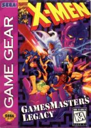 X-Men: Gamesmaster's Legacy para GameGear