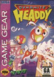 Dynamite Headdy para GameGear