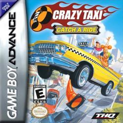 Crazy Taxi: Catch a Ride para Game Boy Advance