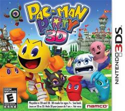 Pac-Man Party 3D para Nintendo 3DS