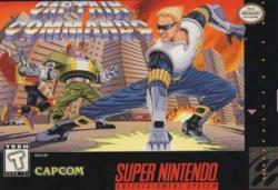 Captain Commando para Super Nintendo