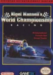 Nigel Mansell's World Championship Racing para NES