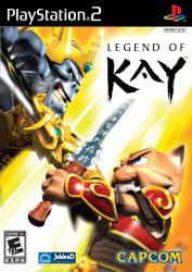 Legend of Kay para PlayStation 2