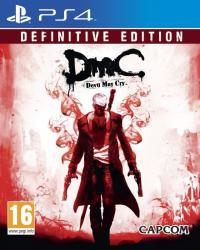 DmC: Devil May Cry Definitive Edition para PlayStation 4
