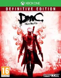 DmC: Devil May Cry Definitive Edition para Xbox One
