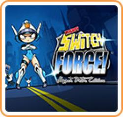 Mighty Switch Force! Hyper Drive Edition para Wii U
