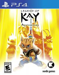 Legend of Kay Anniversary para PlayStation 4