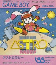 Astro Rabby para Game Boy