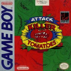 Attack of the Killer Tomatoes para Game Boy