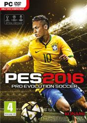 Pro Evolution Soccer 2016 para PC