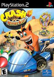 Crash Nitro Kart para PlayStation 2