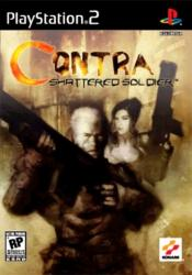 Contra Shattered Soldier para PlayStation 2
