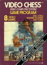 Video Chess para Atari 2600
