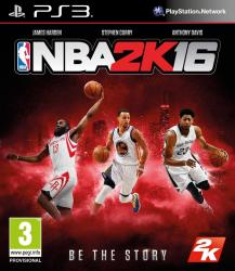NBA 2K16 para PlayStation 3