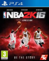 NBA 2K16 para PlayStation 4