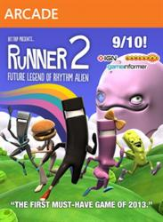 Runner2: Future Legend of Rhythm Alien para Xbox 360