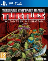 Teenage Mutant Ninja Turtles: Mutants in Manhattan para PlayStation 4