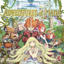 Adventures of Mana para Playstation Vita