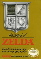 The Legend of Zelda para NES