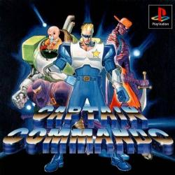 Captain Commando para PlayStation