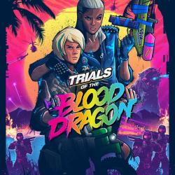 Trials of the Blood Dragon para PlayStation 4