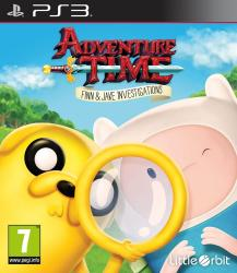 Adventure Time: Finn and Jake Investigations para PlayStation 3