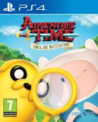 Adventure Time: Finn and Jake Investigations para PlayStation 4