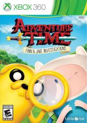 Adventure Time: Finn and Jake Investigations para Xbox 360