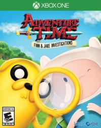 Adventure Time: Finn and Jake Investigations para Xbox One
