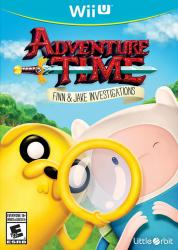 Adventure Time: Finn and Jake Investigations para Wii U