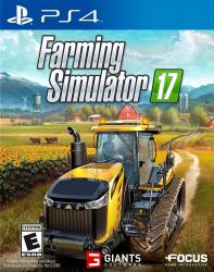 Farming Simulator 17 para PlayStation 4