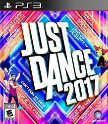 Just Dance 2017 para PlayStation 3