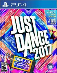 Just Dance 2017 para PlayStation 4