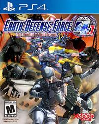 Earth Defense Force 4.1: The Shadow of New Despair para PlayStation 4