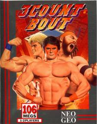 3 Count Bout para Neo Geo