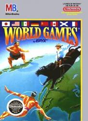World Games para NES