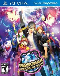 Persona 4: Dancing All Night para Playstation Vita