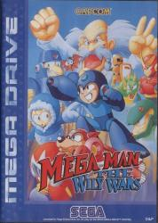 Mega Man: The Wily Wars para Mega Drive