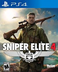Sniper Elite 4 para PlayStation 4