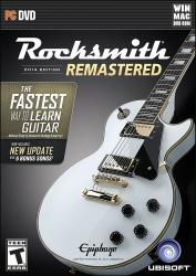 Rocksmith 2014 Edition: Remastered para PC