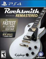 Rocksmith 2014 Edition: Remastered para PlayStation 4