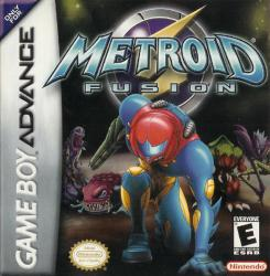 Metroid Fusion para Game Boy Advance