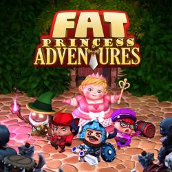 Fat Princess Adventures para PlayStation 4