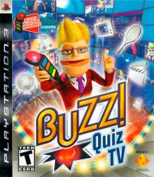 Buzz! Quiz TV para PlayStation 3