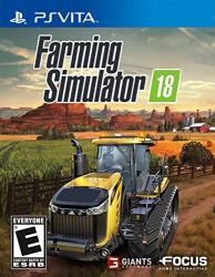 Farming Simulator 18 para Playstation Vita