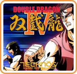 Double Dragon IV para Nintendo Switch